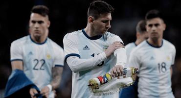 Guido y Marchesín sí; Marcone no: Argentina dio su lista para la Copa América 2019
