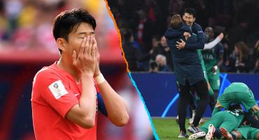 La travesía de Son: De quedarse casi fuera del Tottenham a jugar la final de Champions