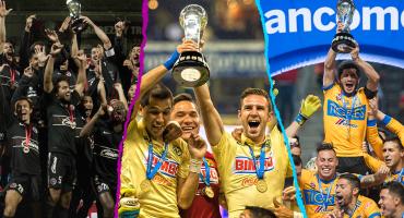 Así han sido las 10 finales de Liga MX entre líder y sublíder