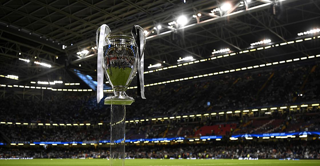 Las 5 curiosidades del trofeo de la Champions League