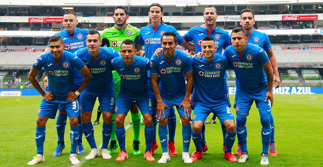 Las 3 razones por las que Cruz Azul puede ser campeón del Clausura 2019