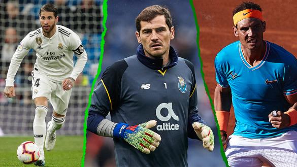 """""""Eterno capitán"""": Real Madrid y el mundo del deporte se unen por Iker Casillas"""
