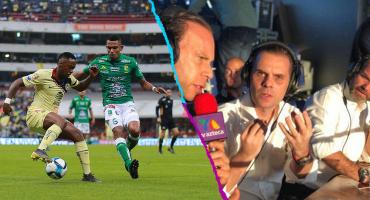 ¿Qué está pasando Dr. García? Las semifinales del Clausura 2019 irán por TV Azteca