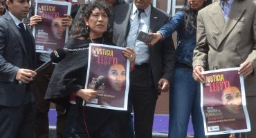 El feminicidio de Lesvy Berlín por el que se exige justicia desde hace 2 años