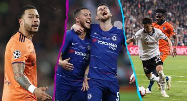 Los 3 equipos beneficiados en Champions tras el título del Chelsea en la Europa League