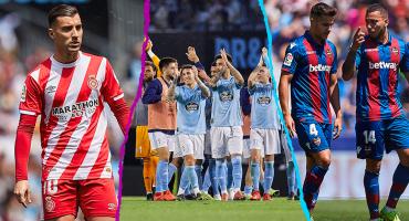 Los 5 equipos que podrían descender en España junto al Huesca y Rayo Vallecano