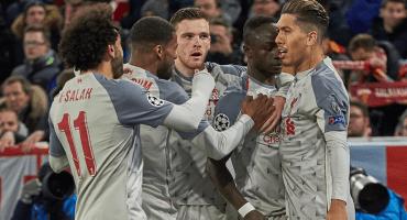 Los 5 mejores goles del Liverpool en la Champions League 2018-2019