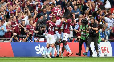 Los goles con los que el Aston Villa de John Terry ascendió a la Premier League