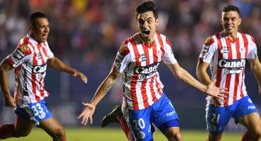 ¡Tenemos campeón! Revive el gol del ascenso del Atlético San Luis a la Liga MX