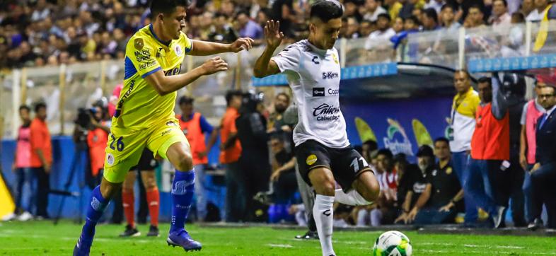 ¡Nada para nadie! Los goles del empate en la ida de la final entre Dorados y Atlético San Luis