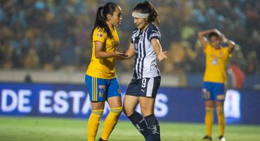 ¡Nada para nadie! Van los goles de la ida de la final regia de la Liga MX Femenil