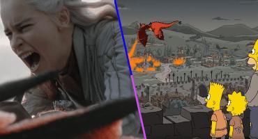 ¡Los Simpson lo hacen de nuevo: predicen el quinto capítulo de 'Game of Thrones'!