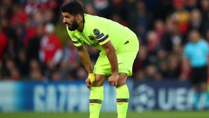 Sin Copa del Rey y... ¿sin Copa América?; Luis Suárez será operado de la rodilla