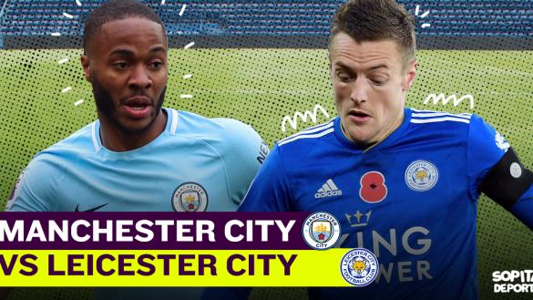 Premier League EN VIVO: Manchester City arriesga el título ante el Leicester