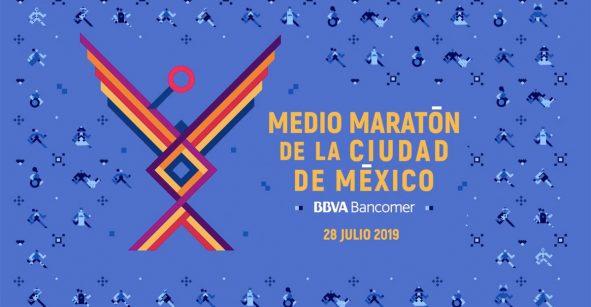 Medio Maraton de la Ciudad de México
