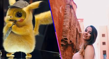 ¡Orgullo nacional! Ella es la mexicana que le dio vida a varios Pokémon en 'Detective Pikachu'