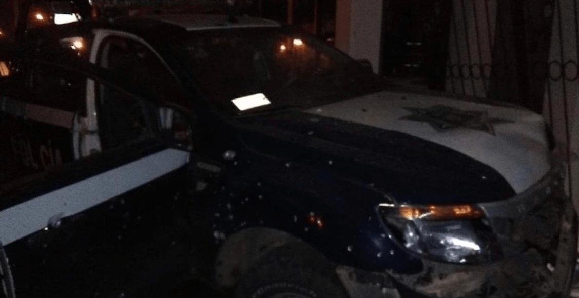 Tras irrupción de un grupo armado, se desencadenan enfrentamientos en Michoacán