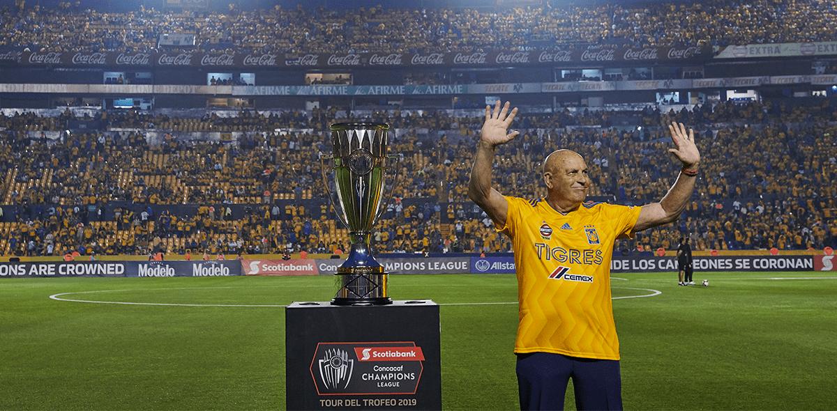 ¡Hasta siempre 'Bato'! Tigres anunció la muerte de Osvaldo Batocletti