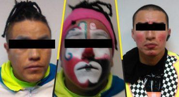 Detienen a 3 payasos por intentar secuestrar a una niña en Nezahualcóyotl