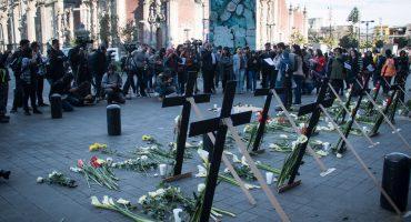 Ellos son los 10 periodistas que han sido asesinados en el sexenio de AMLO