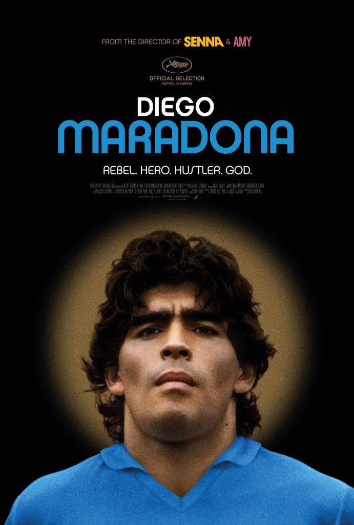 """Fue una carga pesada, ser tan famoso"": Ve el tráiler oficial del documental de Maradona"