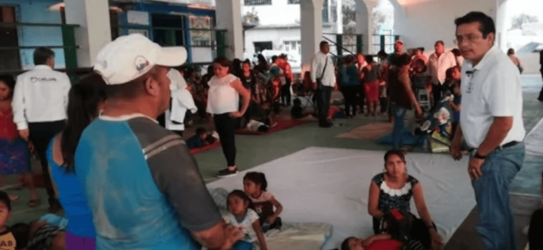 Día del Niño nivel: Niños y niñas se intoxican tras comer pozole en su celebración