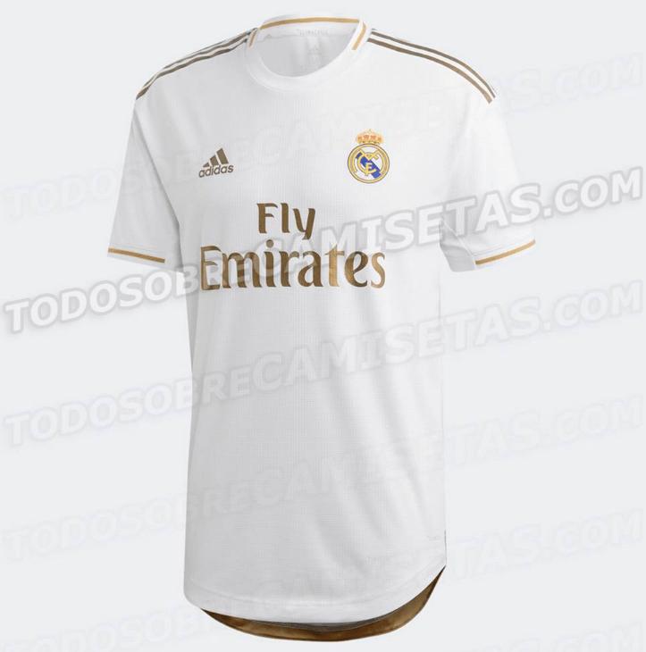 Son Bellisimos Filtraron Los Nuevos Uniformes Del Real Madrid Para