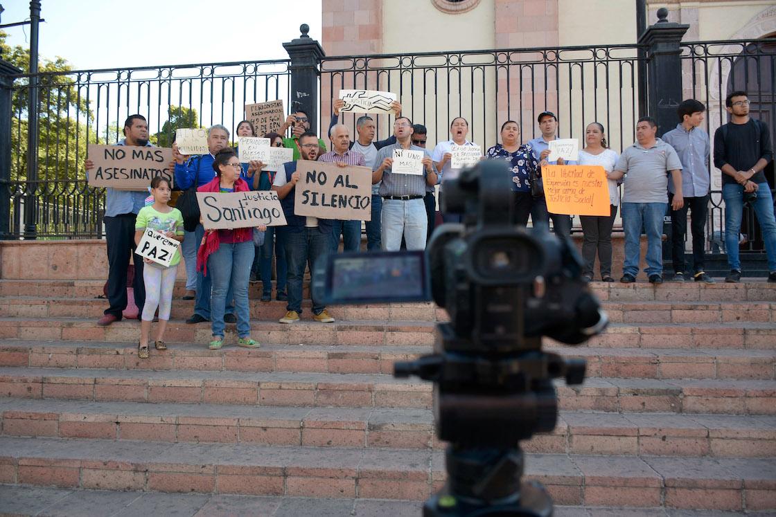 Protesta-Santiago-Barroso-periodista