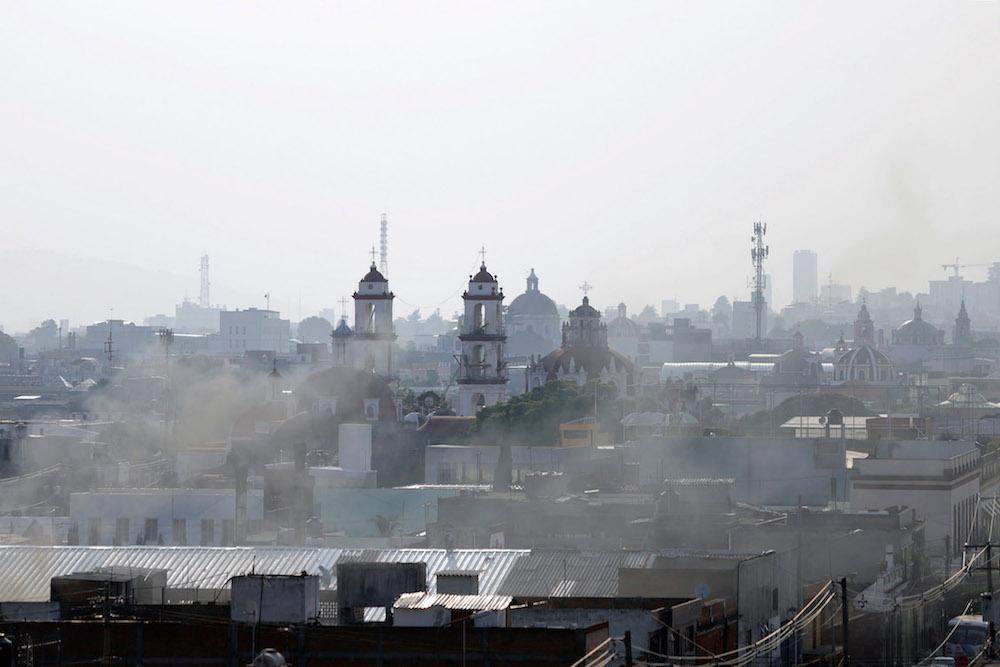 Puebla-contaminación-Contingencia