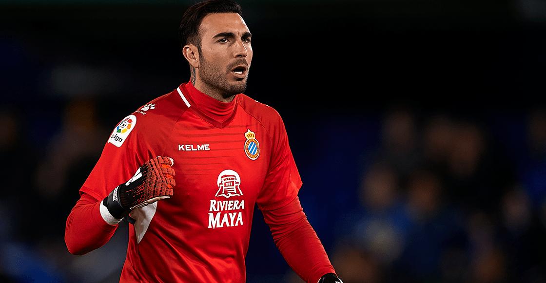 ¡Otro extranjero! Pumas contrataría a su nuevo portero directo del Espanyol