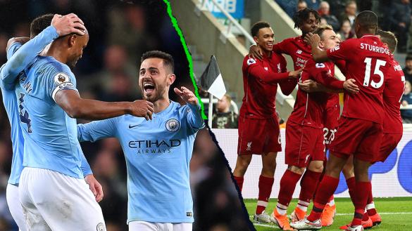 Premier League Jornada 38: ¿Qué necesitan Liverpool y Manchester City para ser campeones?