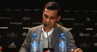 ¡Se fue! Rafael Márquez dejó de ser presidente deportivo del Atlas