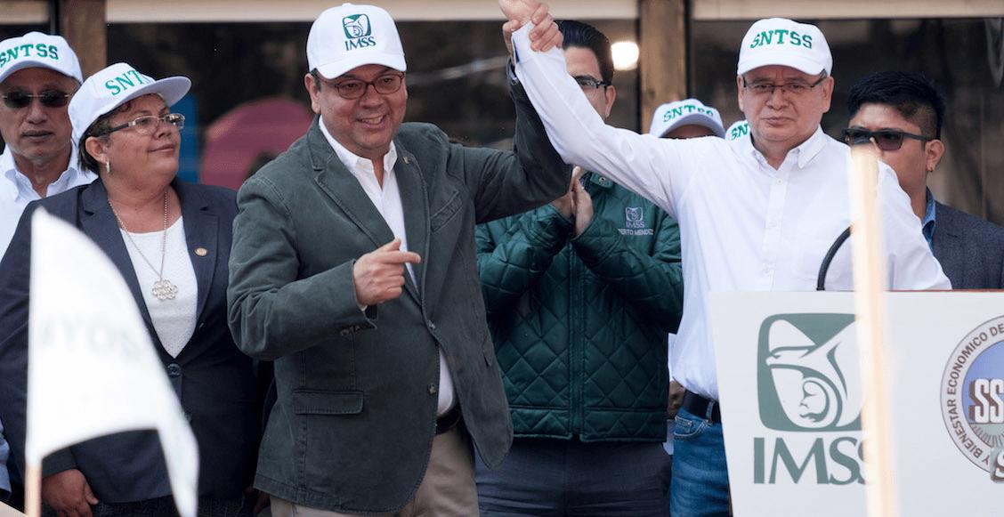 Se bajó del barco: Germán Martínez renuncia al IMSS por diferencias con la SHCP