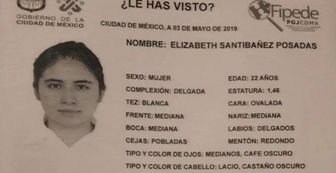 Reportan la desaparición de una alumna de la Facultad de Ciencias UNAM