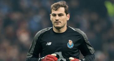 Reportan estable a Iker Casillas tras pasar primera noche en el hospital