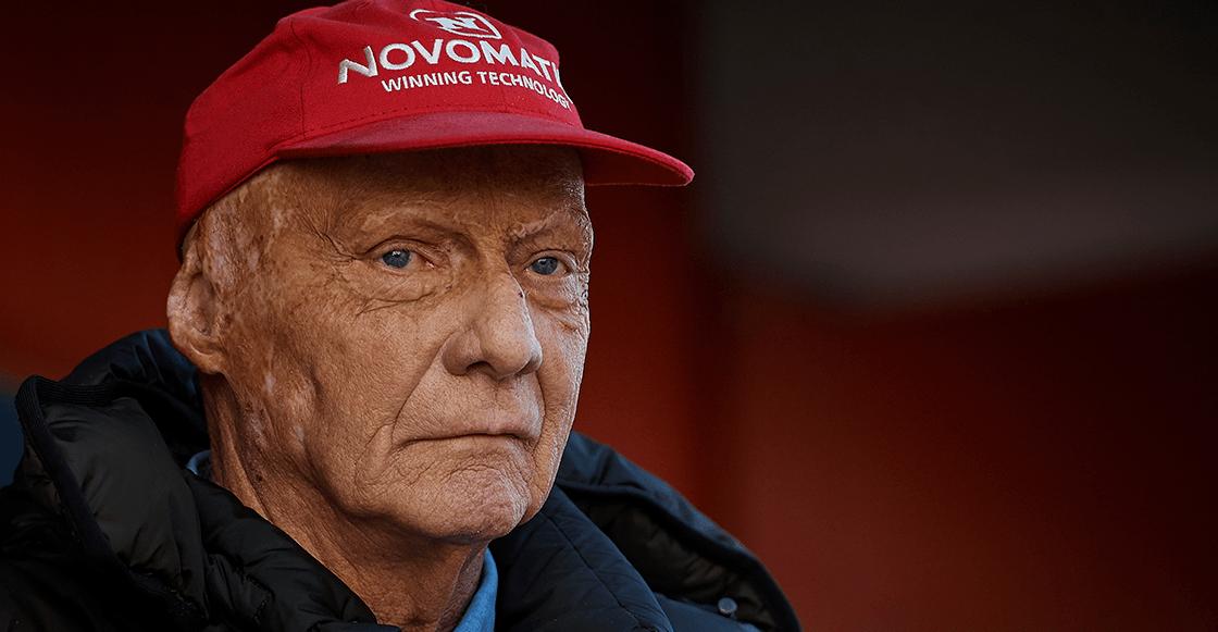 Murió Niki Lauda una leyenda que trascendió la Fórmula 1