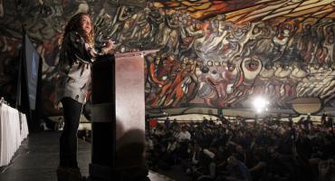 Otra de Sanjuana: Notimex levanta críticas por una