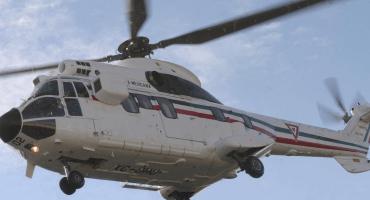 Se desplomó un helicóptero de la Secretaría de Marina en QRO