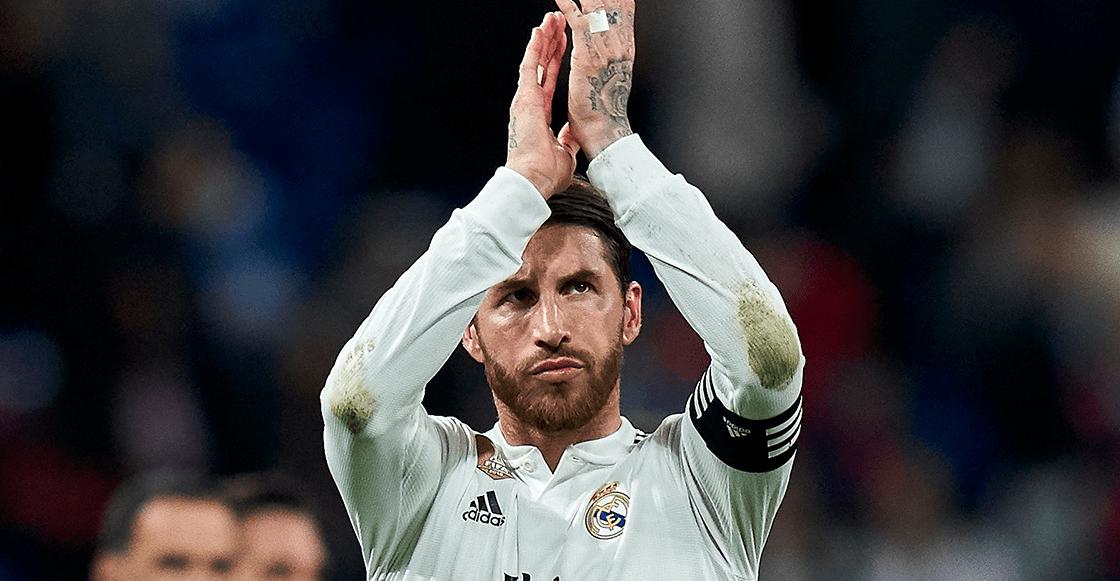¡Tranquilos todos! Sergio Ramos confirmó que seguirá en el Real Madrid