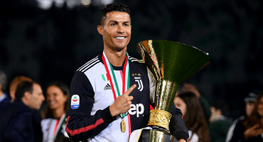 Serie A nombró MVP a Cristiano Ronaldo y acá te dejamos sus mejores goles