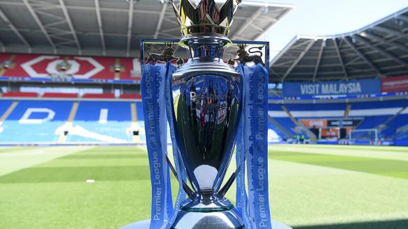 Si Liverpool es campeón de la Premier League... no levantará el trofeo original