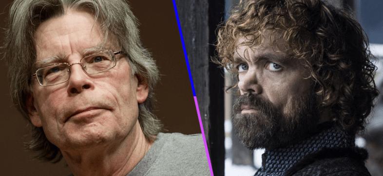¿Quééé? Stephen King revela su teoría sobre el final de Game Of Thrones