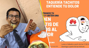 México mágico: este restaurante está regalando tacos si muestras tu Huawei 