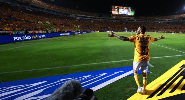 ¡Va el único gol! Tigres domó a la Fiera en el primer capítulo de la final