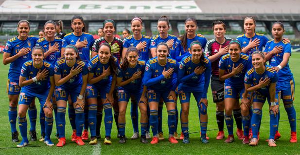 Los Numeros Que Hacen A Tigres El Mejor Equipo De La Liga Mx Femenil