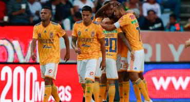 ¿Ya es el quinto grande? Tigres empató en títulos de Liga MX a Pumas
