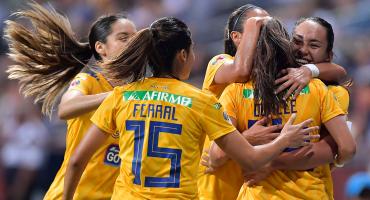 Tigres: Primer equipo 'bicampeón' de la Liga MX Femenil