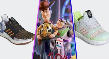 ¡Hay una serpiente en mi bota! Adidas lanzará tenis sobre 'Toy Story'