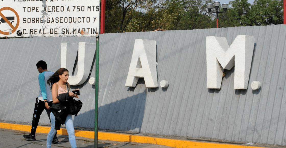 Habemus calendario: la UAM regresa a clases este miércoles tras 3 meses de huelga