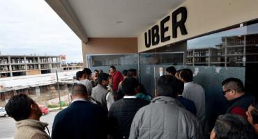 El SAT cobrará impuestos a conductores de Uber, Cabify, Bolt y Rappi